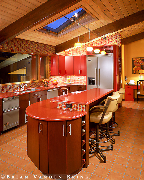 Design: Maine Kitchen Designs