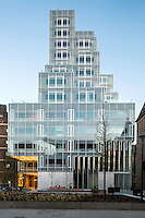 Timmerhuis in Rotterdam by Rem Koolhaas OMA