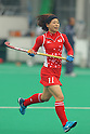 Kaori Fujio (JPN), .APRIL 25, 2012 - Hockey : .2012 London Olympic Games Qualification World Hockey Olympic Qualifying Tournaments, match between .Japan Women's 7-0 Austria Women's .at Gifu prefectural Green Stadium, Gifu, Japan. (Photo by Akihiro Sugimoto/AFLO SPORT) [1080]