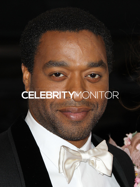 """NEW YORK CITY, NY, USA - MAY 05: Chiwetel Ejiofor at the """"Charles James: Beyond Fashion"""" Costume Institute Gala held at the Metropolitan Museum of Art on May 5, 2014 in New York City, New York, United States. (Photo by Xavier Collin/Celebrity Monitor)"""