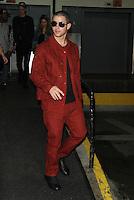 JUN 16 Nick Jonas at AOL Build