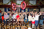Double celebration for Sonja Pototzki, Tralee who was 30 and got engaged to Kevin Raymond, Tralee celebrated with family and friends at the Meadowlands Hotel on Friday