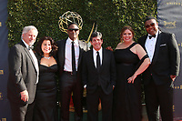 """LOS ANGELES - APR 28:  Blair Underwood, """"Give"""" Team at the 2017 Creative Daytime Emmy Awards at the Pasadena Civic Auditorium on April 28, 2017 in Pasadena, CA"""