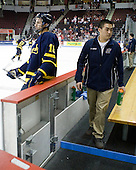 Jesse Todd (Merrimack - 16), ? - The visiting Merrimack College Warriors tied the Boston University Terriers 1-1 on Friday, November 12, 2010, at Agganis Arena in Boston, Massachusetts.