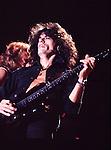 Aerosmith 1984 Joe Perry.© Chris Walter.