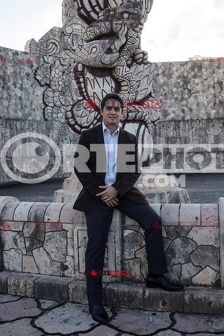 CP. Alvaro Jose Garza De La Gala, Presidente Grupo IMEF Yucatan.<br /> Merida Yucatan.<br /> MauricioPalos/NortePhoto.com