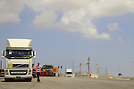 Kerem Shalom Crossing to Gaza