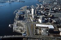 1986 January ..Redevelopment.Downtown South (R-9)..DOMINION TOWER.CONSTRUCTION PROGRESS...NEG#.NRHA#..