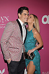 Vanderpump Rules' Tom Sandoval and Ariana Madix Attend OK! Magazine's Annual 'SO SEXY' event in New York, toasting the City's sexiest celebrities of 2015 and NY's most-glamorous at HAUS Nightclub.