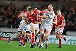 Scarlets V Munster 1108