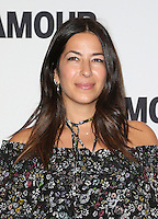 LOS ANGELES, CA - NOVEMBER 14: Rebecca Minkoff at  Glamour's Women Of The Year 2016 at NeueHouse Hollywood on November 14, 2016 in Los Angeles, California. Credit: Faye Sadou/MediaPunch