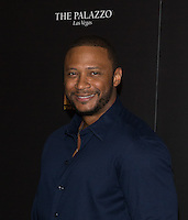 LAS VEGAS, NV - July 12, 2016: ***HOUSE COVERAGE*** David Ramsey pictured as BAZ  -Star Crossed Love Opening Night arrivals at The Palazzo Theater at The Palazzo Las Vegas in Las vegas, NV on July 12, 2016. Credit: Erik Kabik Photography/ MediaPunch