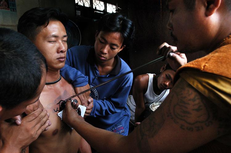 Tattoo Festival, Thailand | DAVID DARE PARKER