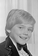 09 Apr 1979. American actor Ricky Schroder (8) while he was getting ready for the 1979 Academy Awards, where he won the Golden Globe Award for New Star of the Year for his role in Academy Award-winning film The Champ, directed by Italian Franco Zeffirelli.