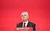 Labour Conference, Brighton, Great Britain <br /> 28th September 2015 <br /> 'Stability &amp; Prosperity' <br /> John McDonnell <br /> Shadow Chancellor <br /> keynote speech <br /> <br /> <br /> Photograph by Elliott Franks <br /> Image licensed to Elliott Franks Photography Services