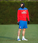 091211 Rangers training