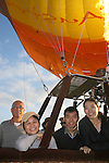 20111012 Wednesday October 12 Gold Coast Hot Air ballooning