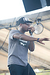 Talib Kweli of Black Star Performs at the 8th Annual Rock The Bells Held on Governors Island, NY 9/3/11