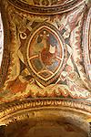 Vision of St John from Panteon Real, San Isidoro Church, Leon, Spain