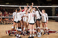 Stanford Volleyball W vs Denver, December 2, 2016