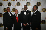 Fitzgerald Miller, Roscoe Brown, Carl McCall and Phillip Banks, Jr. Attend the One Hundred Black Men, Inc. 33rd Annual Benefit Gala Honoring The Hon. David N. Dinkins, Former New York City Mayor and One Hundred Black Men Founder, The Hon. H. Carl McCall, Former New York State Comptroller and Chairman, Board of Trustees, SUNY, Kevin Newell, Executive Vice President and Global Chief Brand Officer, McDonald's Corporation Vivian Pickard, President of GM Foundation, General Motors Corporation, James Reynolds, Jr., Chairman & CEO, Loop Capital Markets Held at New York Marriott Marquis, NY 2/21/13