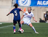 Iceland vs Japan, Algarve Cup 2015, March 11, 2015