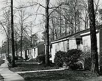 1964 March 19..Assisted Housing..Liberty Park (6-17)..CAPTION..HAYCOX - R. V. Fishbeck.NEG# C64-329-6.NRHA# 3488..