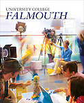 CLIENT: FALMOUTH UNIVERSITY //     <br /> PROJECT: ANNUAL PROSPECTUS 2012 //   <br /> CONCEPT, DESIGN and ART DIRECTION: NIXON DESIGN   www.nixondesign.com //<br /> PHOTOGRAPHY ASSISTANT: Charlie Hey