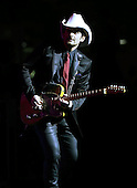 Singer Brad Paisley performs during the Inaugural Ball at the Walter E. Washington Convention Center on January 21, 2013 in Washington, DC. U.S. President Barack Obama was sworn in for his second term earlier in the day.  .Credit: Alex Wong / Pool via CNP
