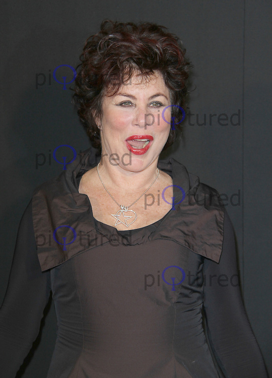 Ruby Wax Grey Goose Winter Ball to benefit the Elton John AIDS Foundation, Battersea Evolution, London, UK, 29 October 2011:  Contact: Rich@Piqtured.com +44(0)7941 079620 (Picture by Richard Goldschmidt)