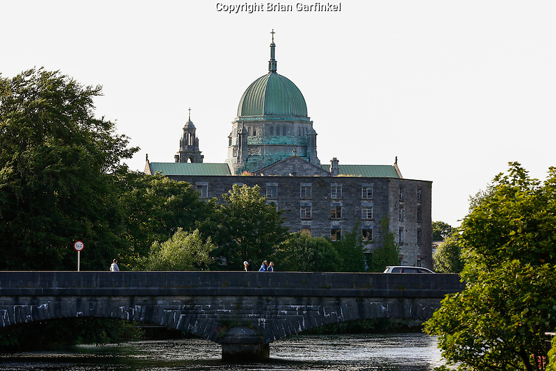 The Galway Cathedral in Galway, County Galway, Ireland on Monday, June 24th 2013. (Photo by Brian Garfinkel)