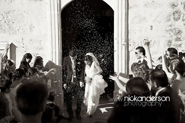 Paphos wedding photographer Nick Anderson