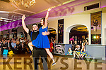 Dancers at the Ballymac GAA Strictly Come Dancing at Ballygarry Hotel on Saturday were Maeve Rahilly and Mossie Leen