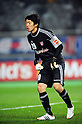 Shuichi Gonda (FC Tokyo),.MARCH 17, 2012 - Football / Soccer :.2012 J.League Division 1 match between F.C.Tokyo 3-2 Nagoya Grampus Eight at Ajinomoto Stadium in Tokyo, Japan. (Photo by AFLO)