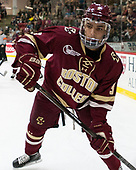 Luke McInnis (BC - 3) - The Harvard University Crimson defeated the visiting Boston College Eagles 5-2 on Friday, November 18, 2016, at Bright-Landry Hockey Center in Boston, Massachusetts.{headline] - The Harvard University Crimson defeated the visiting Boston College Eagles 5-2 on Friday, November 18, 2016, at Bright-Landry Hockey Center in Boston, Massachusetts.