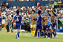 Japan team group (JPN), JUNE 29, 2011 - Football : Takumi Minamino of Japan celebrates his goal during the 2011 FIFA U-17 World Cup Mexico Round of 16 match between Japan 6-0 New Zealand at Estadio Universitario in Monterrey, Mexico. (Photo by MEXSPORT/AFLO)