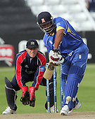 Ravinder Bopara in action for Essex - Essex Eagles vs Middlesex Crusaders - Friends Provident Trophy at Ford County Ground, Chelmsford - 20/05/07 - MANDATORY CREDIT:  Gavin Ellis / TGSPHOTO - IMAGES USED WILL BE INVOICED AT STANDARD RATES