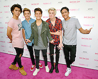 LOS ANGELES, CA - JULY 28: New District attends the Teen Choice Awards Per-Party at Hyde Sunset on July 28, 2016 in Los Angeles, CA. Credit: Koi Sojer/Snap'N U Photos/MediaPunch