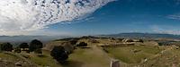 Archeological site Monte Alban, Oaxaca