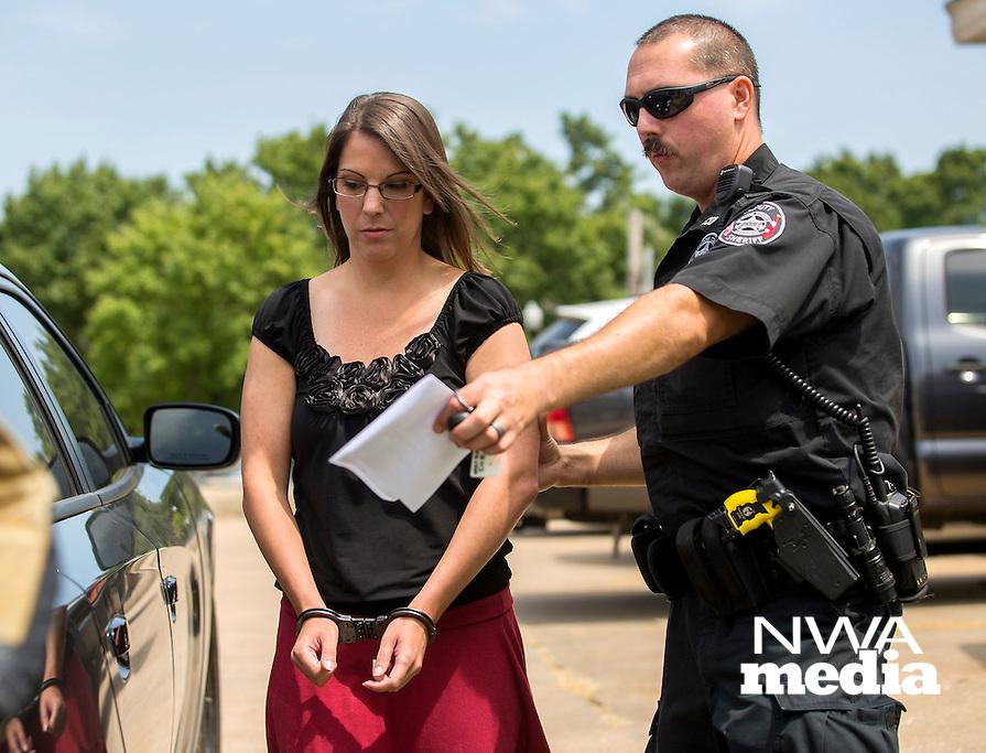 Siloam Springs Teachers Bond Set At $50,000; Released