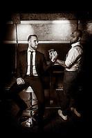 2015-12-11 JereMaya Photoshoot - Backstage