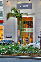 Hermes, luxury brand, fine, classic designs, Rodeo Drive, Beverly Hills, CA