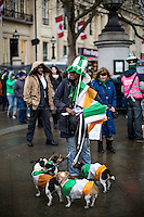 15.03.2015 - London's Saint Patrick's Day Festival 2015