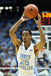 22 December 2012: North Carolina's J.P. Tokoto. The University of North Carolina Tar Heels played the McNeese State University Cowboys at the Dean E. Smith Center in Chapel Hill, North Carolina in an NCAA Division I Men's college basketball game. UNC won the game 97-63.