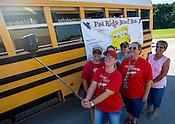 Pea Ridge Book Bus