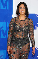 NEW YORK, NY - AUGUST 28:Ashley Graham attend the 2016 MTV Video Music Awards at Madison Square Garden on August 28, 2016 in New York City Credit John Palmer / MediaPunch