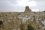 Images of Turkey. Ortahisar. CAPPADOCIA