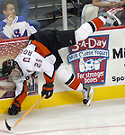 2/6/04 Omaha, NE Bowling Green University's Alex Rogosheske<br /> <br /> (Chris Machian/Prairie Pixel Group)