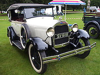 Ford Model A Saloon Cars - 1929