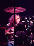 Deep Purple 1976 Ian Paice.© Chris Walter.